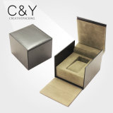 Luxury Special Paper Wrapped Plastic Watch Box