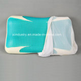 Comfort Gel Cold Pillow with Memory Foam for Summer