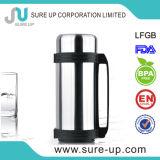 Plastic Handle 2 Liter Stainless Steel Vacuum Flask