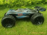 Brushless Electric RC off Road Truggy 1/10 Scale RC Car Model 2.4GHz 2 Channel Transmitter