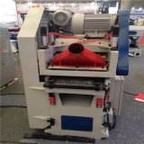Woodworking Double Sided Planer with Helical Cutter Head