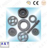 China Factory Customized Titanium Forging Parts, Titanium Cold Forging Parts