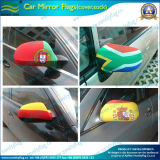 24X27cm Car Mirror Cover or Car Mirror Flag with En71 Certification for Promotion and Advertising (NF13F14006)