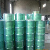 Flexible Green Transparent PVC Sheet / Roll