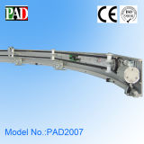 Curved Sliding Door with Automatic Model