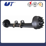 Semi Trailer Parts Lowbed Axle