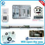 Automatic Door Mechanism