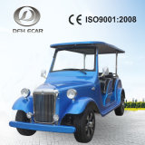 6 Seater Electric Vintage Sightseeing Car