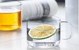 Heat Resistance Transparant Glass Kungfu Tea Cup for Wholesaler