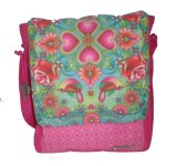 School Messenger Bag for Girl