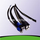 Aerial Bundle Cable (ABC Cable) with PE or XLPE Insulation