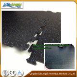 Non-Toxic 1mx1m Rubber Flooring, Interlocking Rubber Paver
