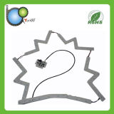 Different Shape Rigid LED PCB Board Assembly