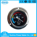 2inch-50mm Stainless Steel Back Brass Liquid Filled Pressure Gauge with Flange