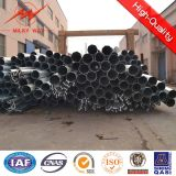 2016 Treated Steel Pole Round for Philippines 35FT