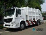 Sinotruck HOWO Compressor Garbage Truck
