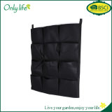 Onlylife High Quality Hanging Grow Bag Felt Vertical Planter