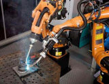 Intelligent Welding Robot for Industrial Production