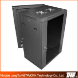 Double Section Wall Mount Network Cabinet with High Quality