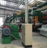 High Standard Three Roll Rubber Calender Process Production Line