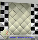 Sandwich Panel Leather Decorative Panel