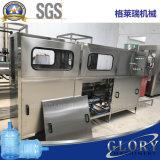 120bph 5gallon Bottle Water Filling 3-in-1 Machine