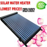 Heat Pipe Split High Pressure/Pressurized Solar Hot Water Thermal Collector
