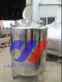 1500L Stainless Steel Single Layer Agitator Tank