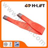 Polyester Webbing Slings / Flat Web Sling / Double Ply Webbing Sling