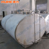 Santary Milk Cooling Tank for Milk Production Line
