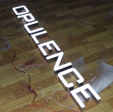 3D LED Internally Lighting Channel Letter Signs