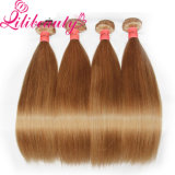 High Grade Peru Color Hair Virgin Remy Straight Brazilian Hair Weave