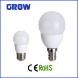Low Power E14/E27 Plastic Aluminum LED Global Light