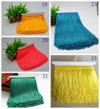 High Quality Fashion 15cm Fringe Trim for Decoration