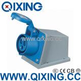 Industrial Cee/Ice International Socket for Industrial Application (QX-1421)