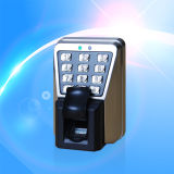 Outdoor Waterproof Fingerprint Access Control System with Keypad and TCP/IP (MA500)