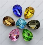 Crystal Pointback Fancy Stone Glass Beads for Jewellry