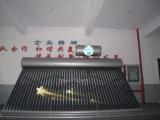 Project Heat Pipe Solar Water Heater Tank