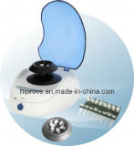 Ht-0134 Tabletop Little Capacity Automatic Decaping Mini Centrifuge