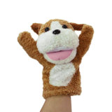 Cute Baby Soft Toys Plush Stuffed Finger Puppets Toy