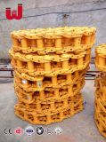 Shantui Machinery Parts SD22 Crawler Bulldozer Undercarriage Track Chain