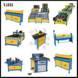 HVAC Air Duct Manufacturing Machine for Rectangular Tube Making Produce