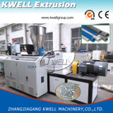 PVC Plastic Pipe Extrusion Machine/PVC Double Pipe Production Line