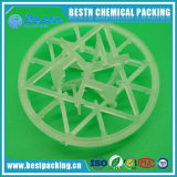 PP Plastic Snowflake Packing Ring for Chemical Tower Filling Media