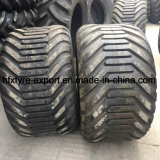 Flotation Tire 550/60-22.5 600/50-22.5 Advance Brand Tubeless Tire