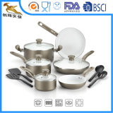 OEM Nonstick Ceramic Nonstick Cookware Set (CX-AS1402)