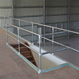 High-End Custom Metal Railings for Stairs
