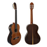 Aiersi Double Top Smallman Classical Guitar From Yulong Guo (GC02A)