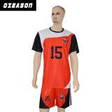 New Design Sublimation Soccer Team Uniform Shirt Sportswear Kit Wholesaler