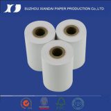"See Larger Image 80mm (3 1/8"") Cash Register Thermal Paper Roll"